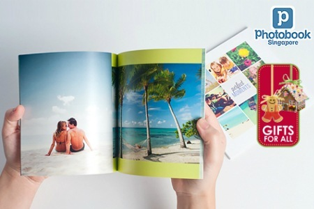 Save 100% on 40-page Mini Square Soft Cover Photo Book at Groupon